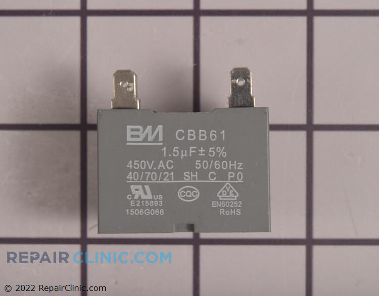 Capacitor 33010020 Alternate Product View