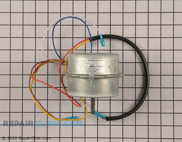 Drive Motor AC-4550-309     Alternate Product View