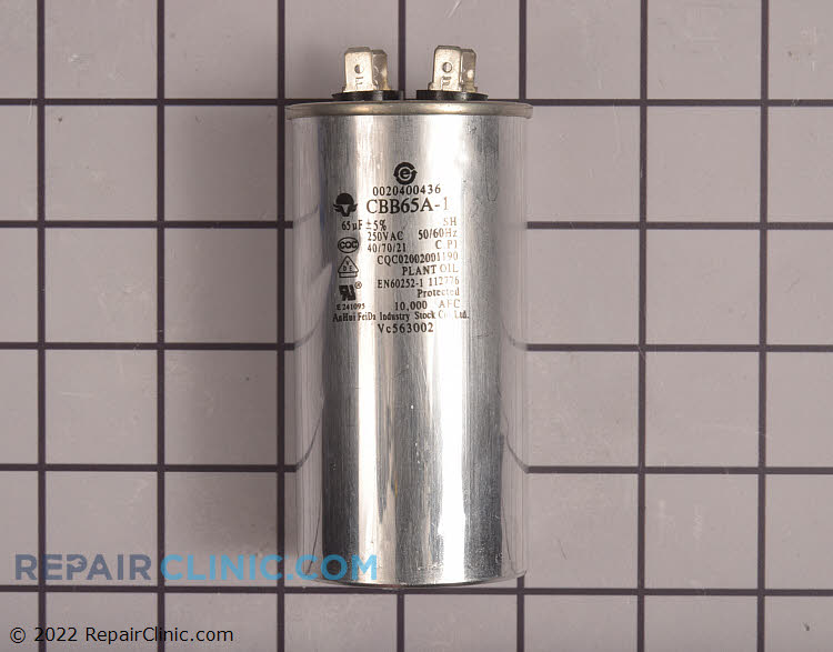 Capacitor WD-1400-25      Alternate Product View