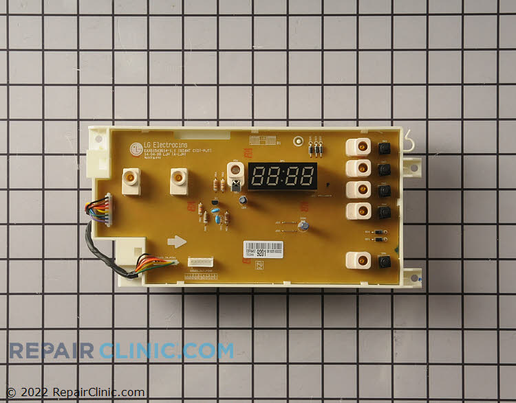 User Control and Display Board EBR64579201 Alternate Product View