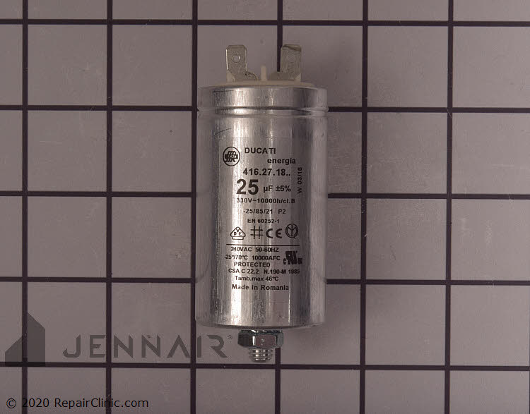 Capacitor 8186677         Alternate Product View