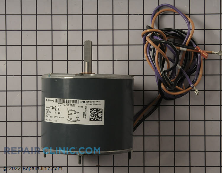 Condenser Fan Motor 10584323 Alternate Product View