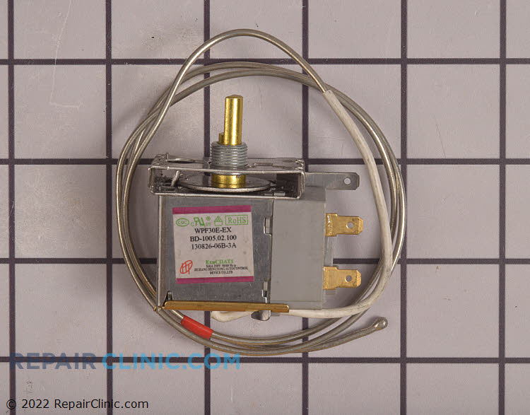 Temperature Control Thermostat 312180100058 Alternate Product View