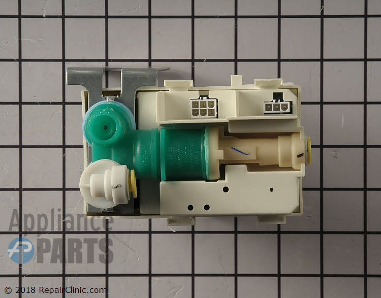 Water Inlet Valve WPW10217917 Alternate Product View