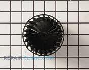 Blower wheel (black) - Part # 1930049 Mfg Part # S97009759