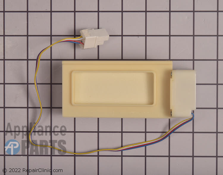 Vent Damper DA31-00043F Alternate Product View
