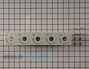 Control Panel - Part # 1106075 Mfg Part # 00437598