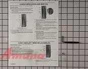 Hardware Kit - Part # 4444479 Mfg Part # WPW10300794
