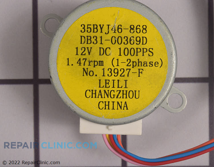 Motor DB31-00369D Alternate Product View