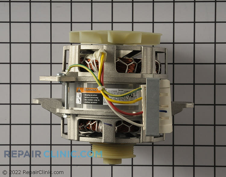 Drive Motor W10836348       Alternate Product View