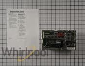 Control Module - Part # 3452134 Mfg Part # W10723435