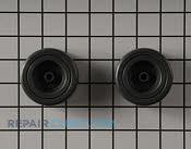 Wheel, rear mcv300 2 pack - Part # 2114771 Mfg Part # AC01CV0ZV06