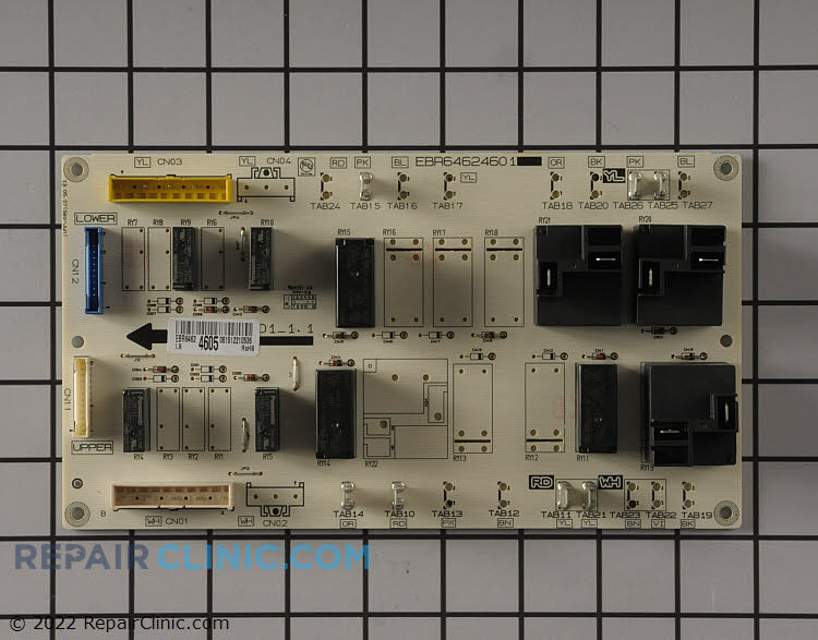 Pcb assembly,power