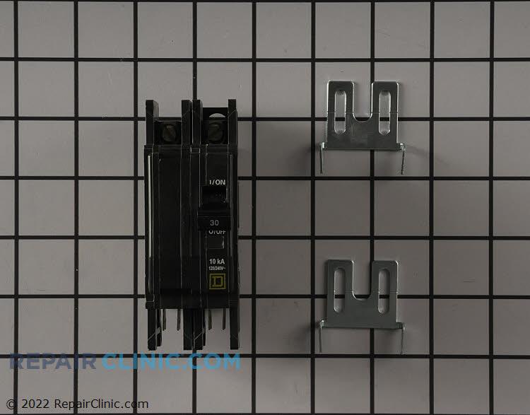 Cbk,2 pl,dual,120/240v,30a kit