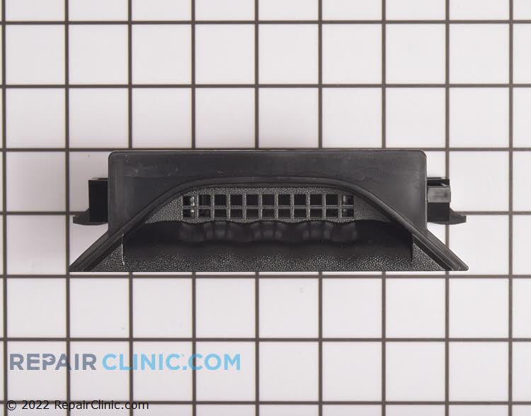 Dishwasher door handle