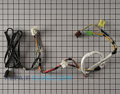 Power Cord - Part # 4456093 Mfg Part # 242019502