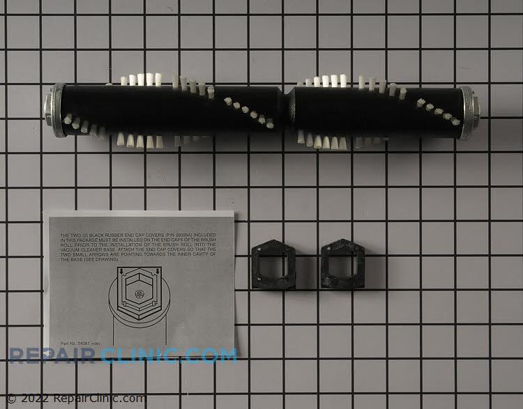 Brushroll 54104-2         Alternate Product View