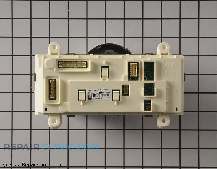 Main Control Board W10604655 Alternate Product View