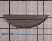 Sump, dispenser (midnight grey (dark)) - Part # 1481687 Mfg Part # W10185236