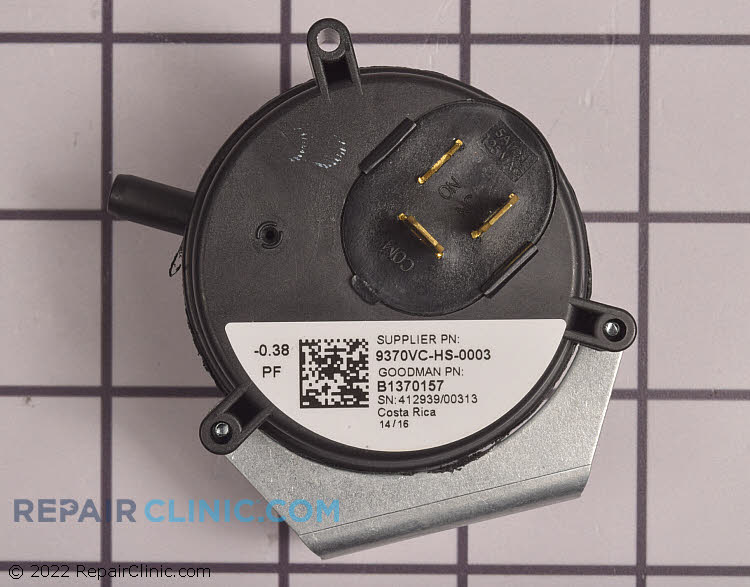 Pressure Switch B1370157 Alternate Product View