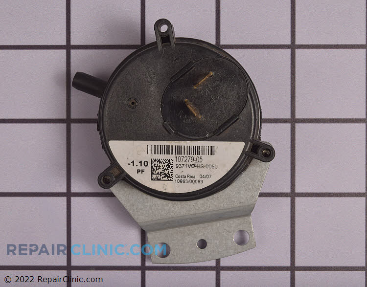 Pressure Switch 10727905 Alternate Product View
