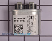 Run Capacitor 22W78 05167344 lennox air handler parts fast shipping repairclinic com  at gsmx.co