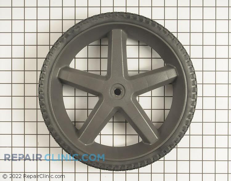 Wheel 12 x 175 1/2 hub - 5 spo