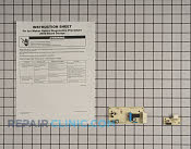 Pc board-receiver/ir - Part # 1050407 Mfg Part # 00422613