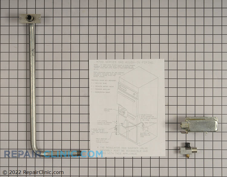 Gas Tube or Connector KIT Alternate Product View