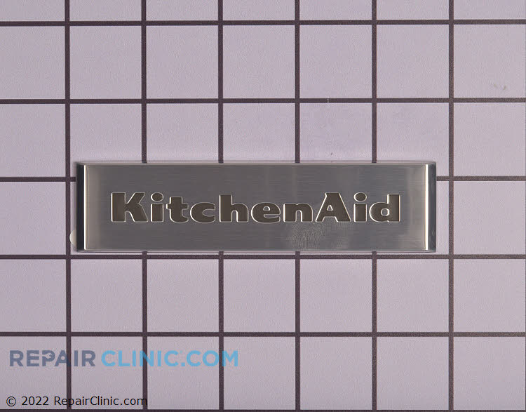 Refrigerator Nameplate W10876598 Fast Shipping