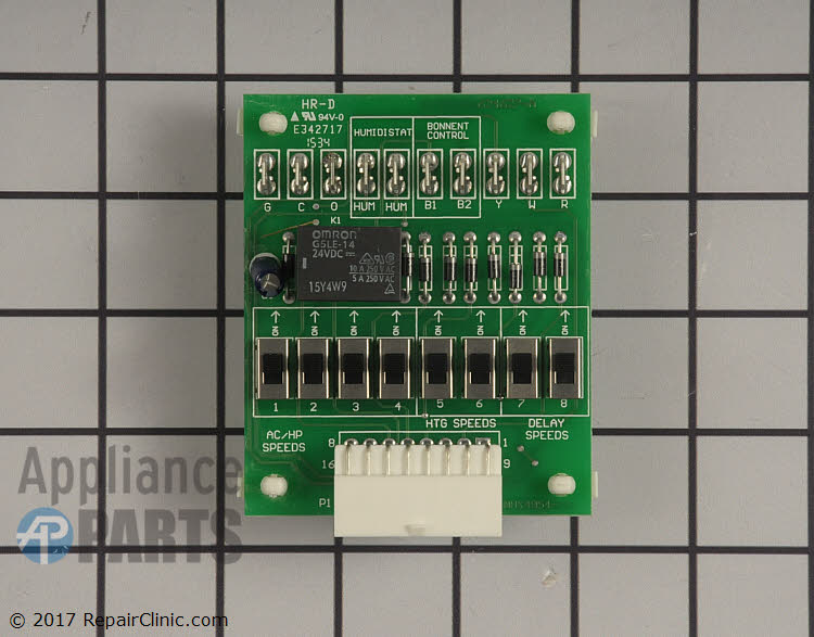 Control Board 624627R Alternate Product View