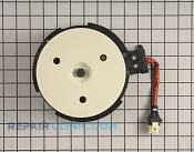 Blower assembly,w/motor,fan - Part # 1467168 Mfg Part # 5304466678