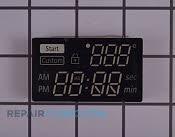 Display Board - Part # 2077771 Mfg Part # DE07-00090A