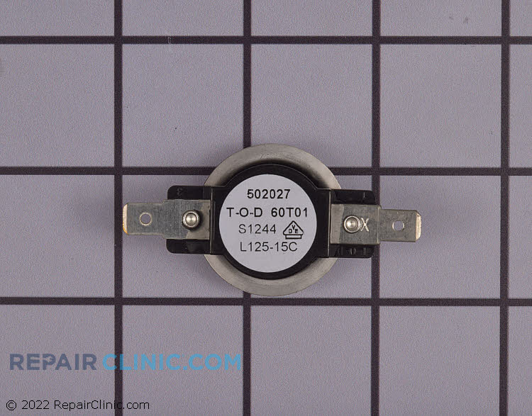 Thermostat WH01X27878 Alternate Product View