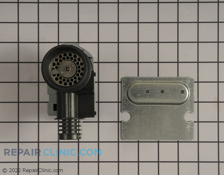 Drain pump assy. W10128557       Alternate Product View