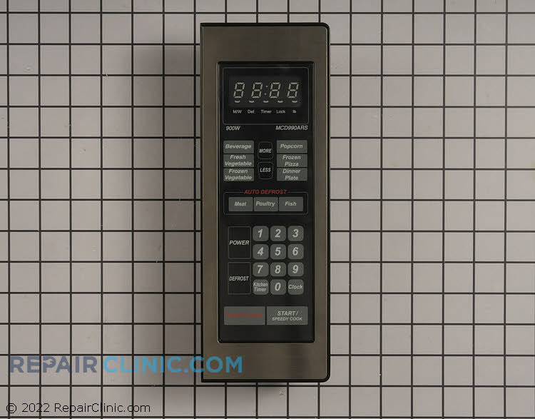 Touchpad and Control Panel 3516719500S     Alternate Product View