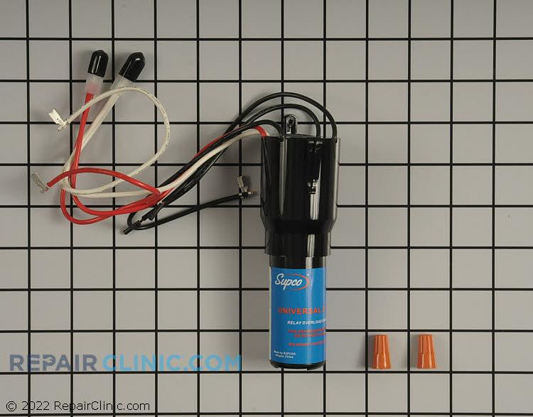 Hard Start Kit - Urco410