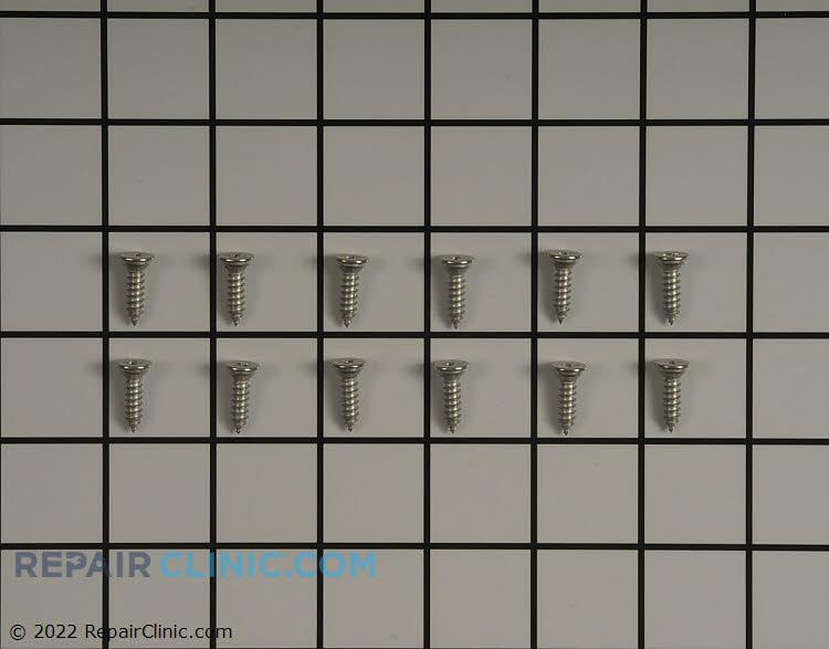 Sheet metal screw, 12 pack