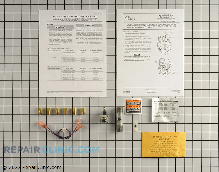 Conversion Kit S1-1NP0367 Alternate Product View
