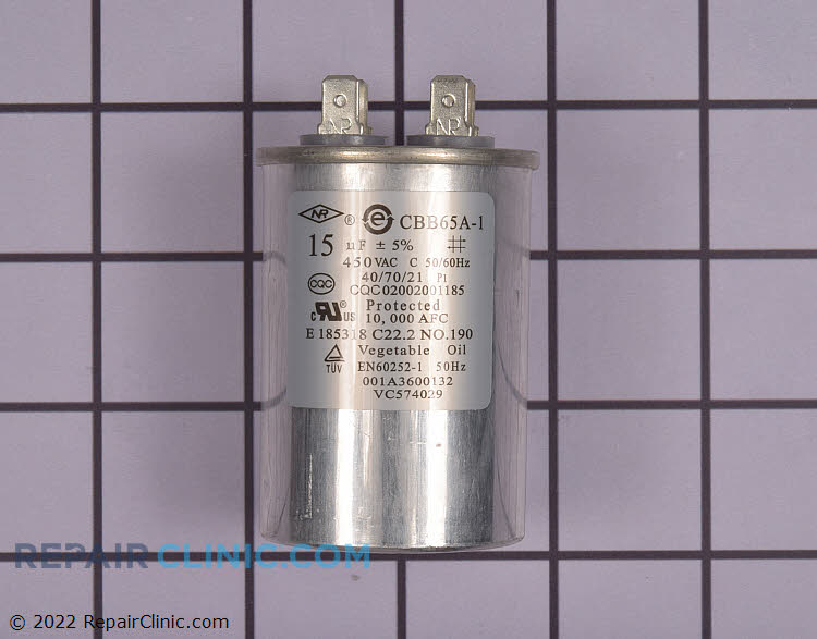 Run Capacitor AC-1400-39      Alternate Product View