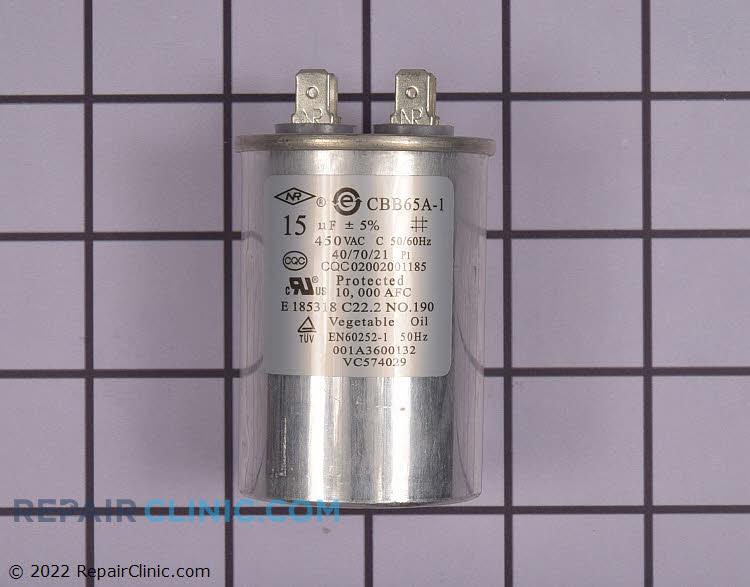 Capacitor - compressor
