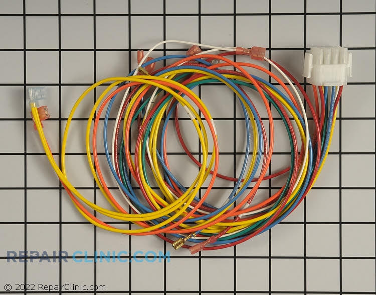 furnace wire harness - wir02359 | fast shipping - repair clinic  repair clinic