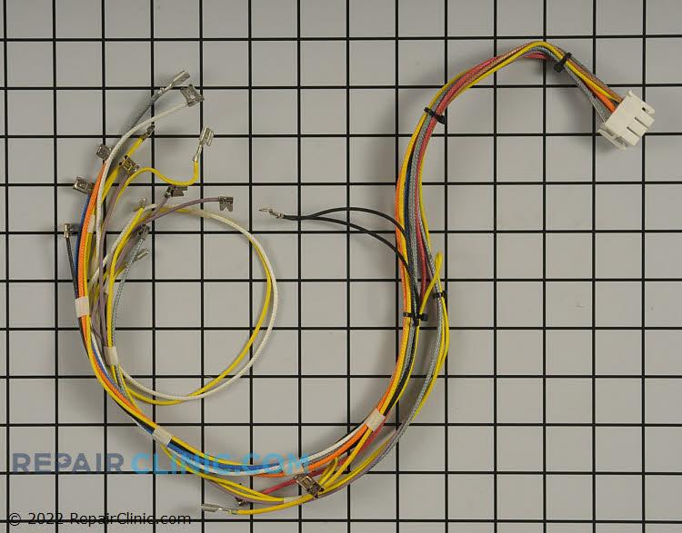 Range  Stove  Oven Wire Harness - Dg96-00223a