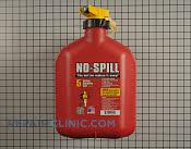 No-spill gas can (5 gallon) - Part # 4512822 Mfg Part # 1450