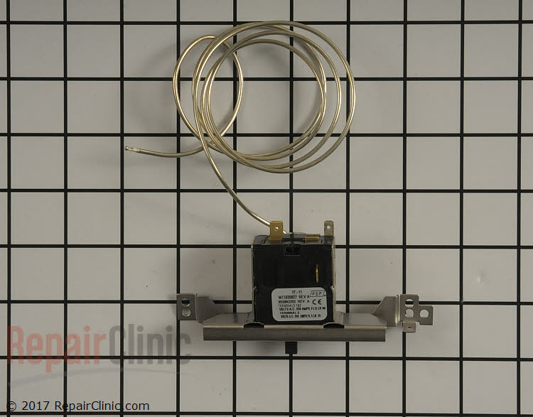 Temperature Control Thermostat W11088945 Alternate Product View