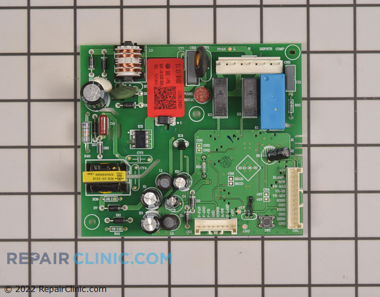 Control Board 0061800161 Alternate Product View