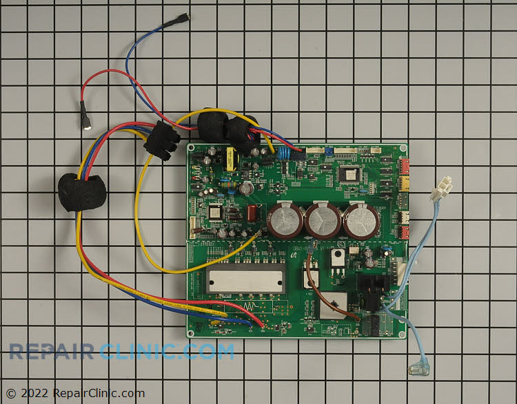 Control Board DB93-05700N Alternate Product View