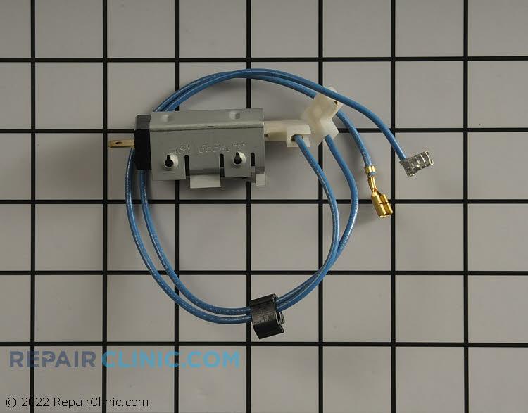 Broken belt switch & harness