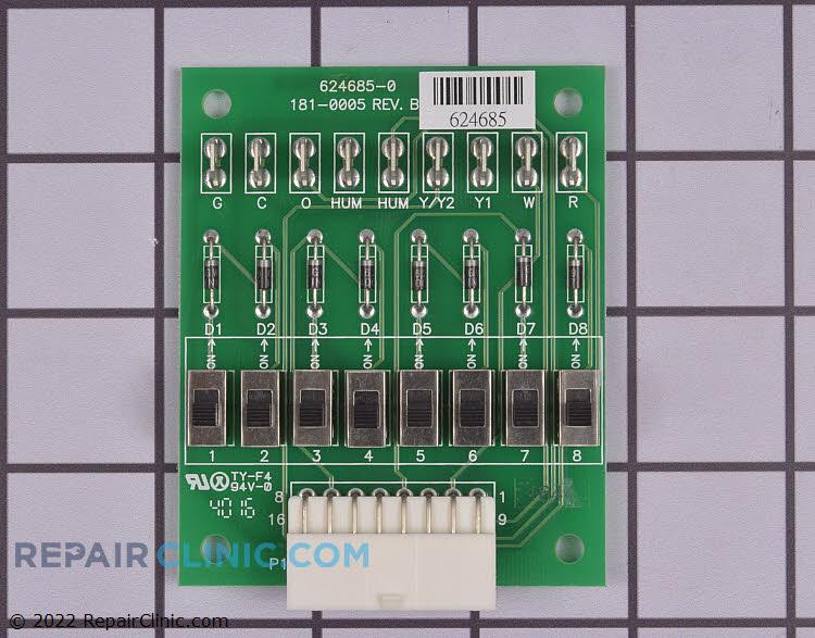 Control Board 624685r Fast Shipping Repairclinic Com