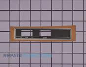 Nameplate - Part # 1172557 Mfg Part # S97010709